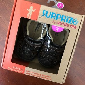 New in box Suprize by Stride Rite Stage 2 Size 3